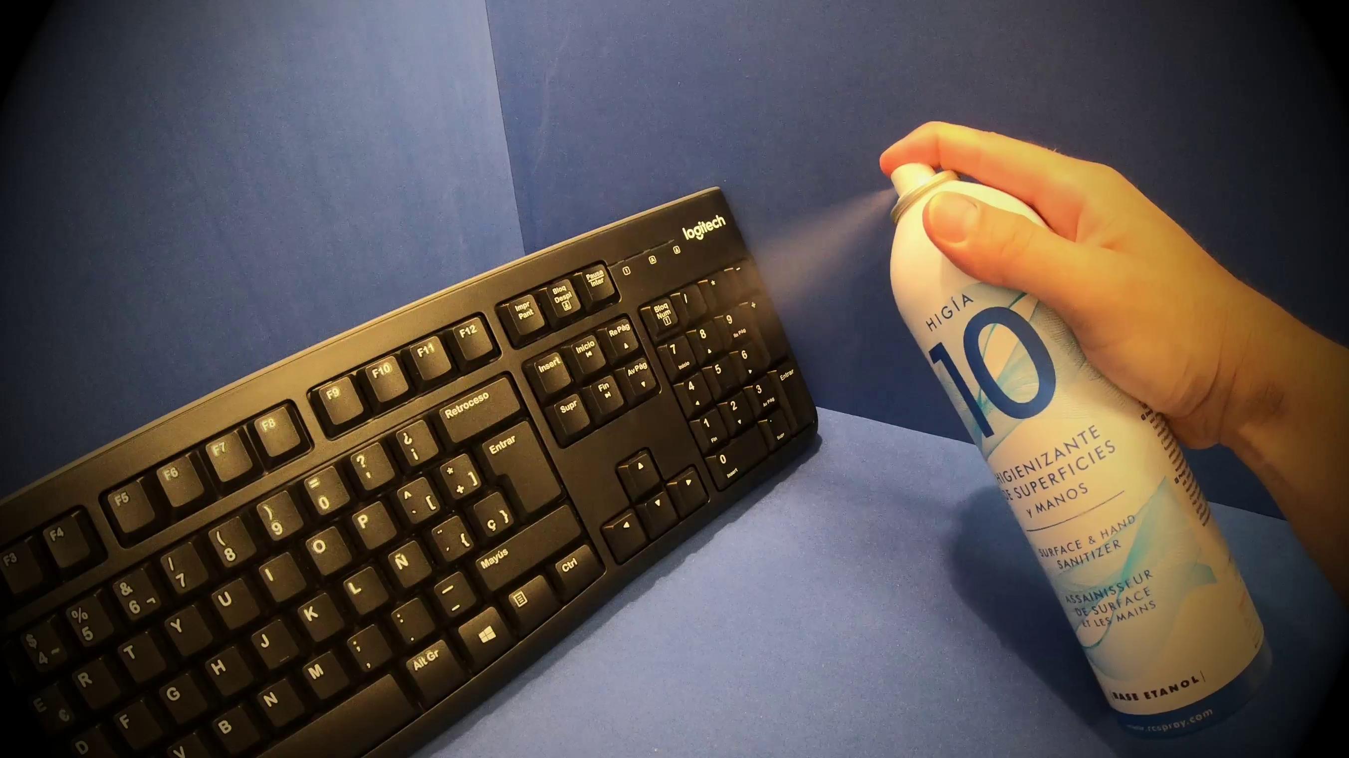 h10i-teclado